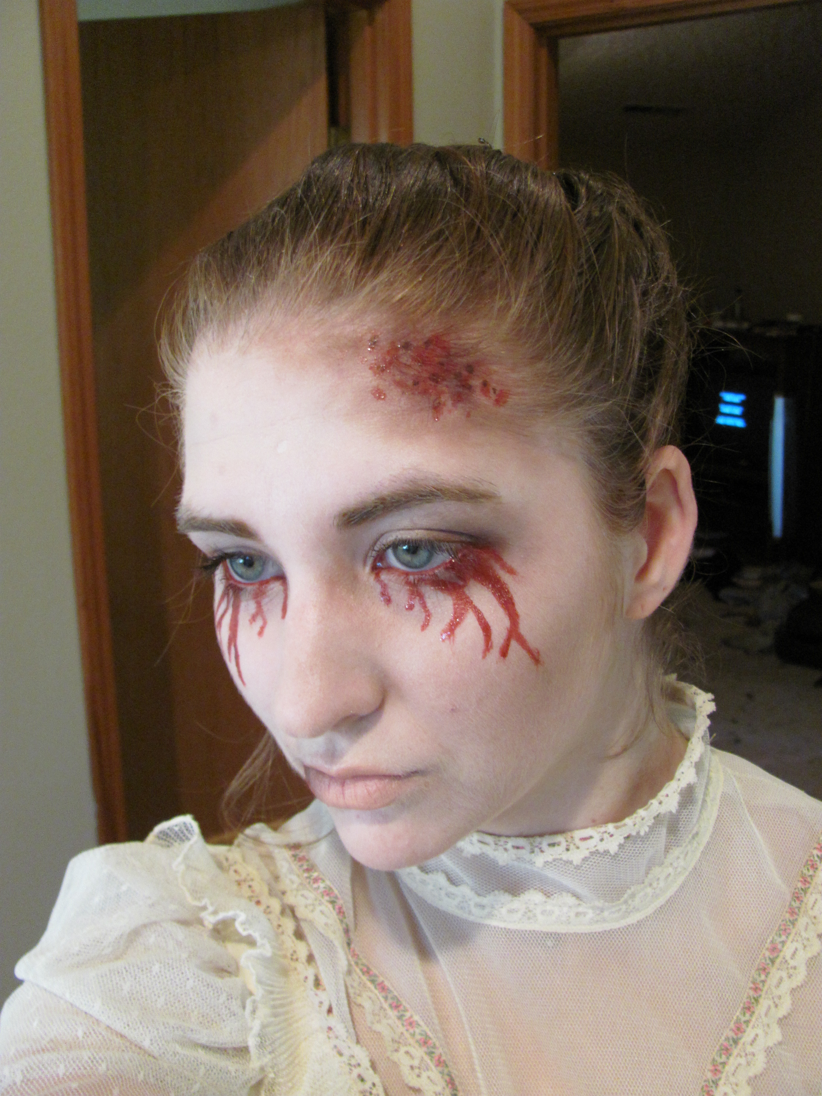 Dead Bride Makeup Pictures : Pretty Zombie Bride Makeup Images and Pictures - Becuo